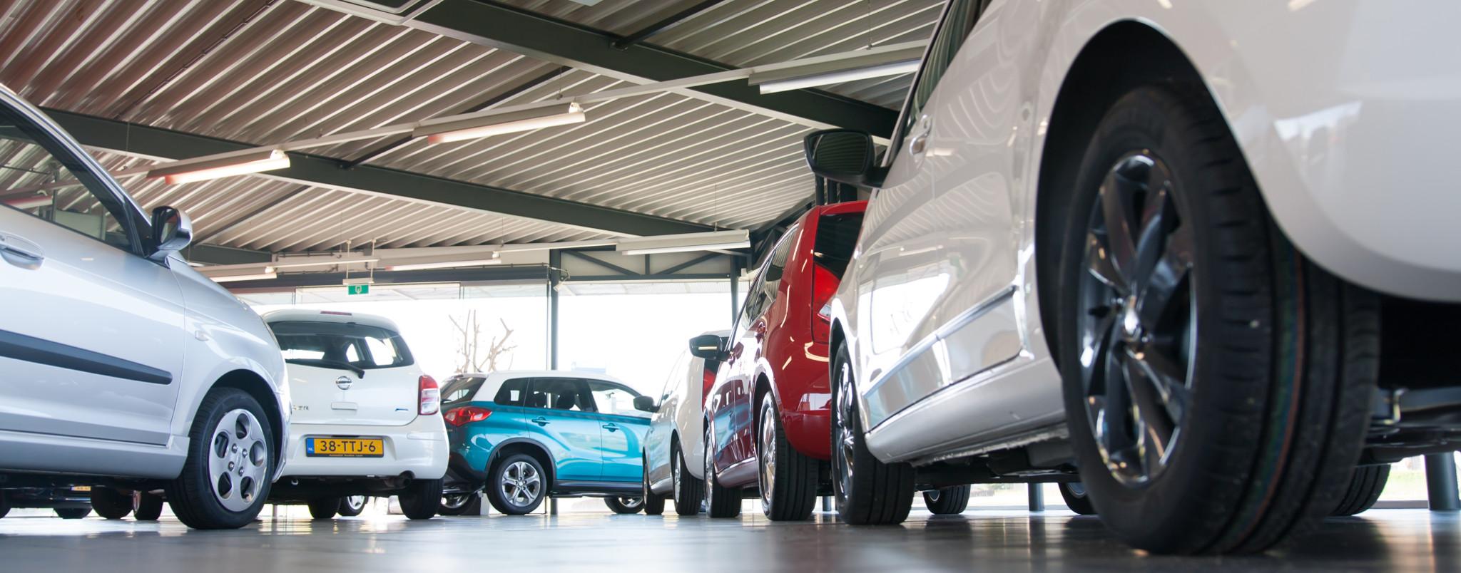 Garage Booltink auto verkoop