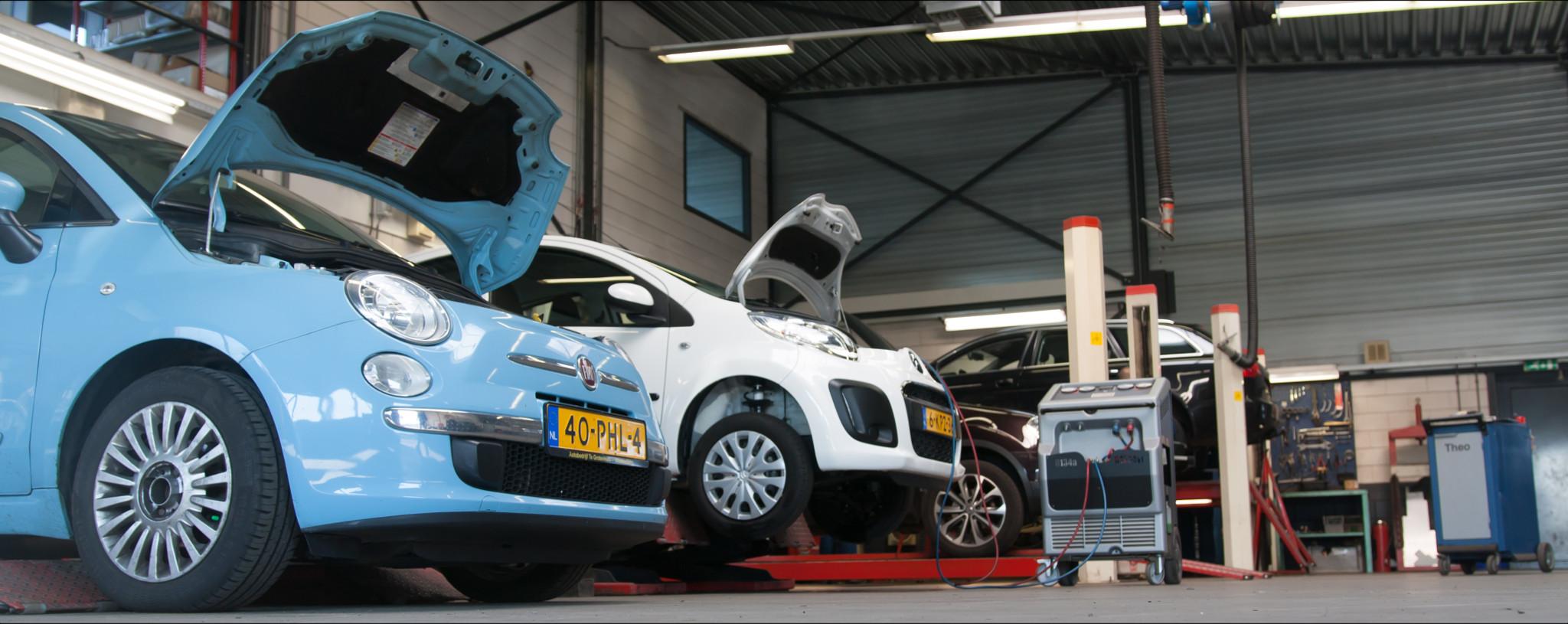 Werkplaats Autobedrijf Booltink